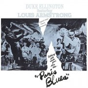 duke ellington featuring louis armstrong - paris blues - Vinyl / LP