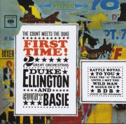 duke ellington - the count meets the duke - first time! 2 great orchestras - cd