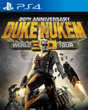 duke nukem 3d: 20th anniversary world tour - PS4