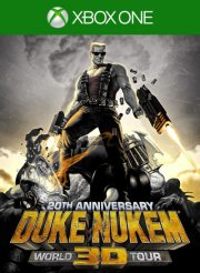 duke nukem 3d: 20th anniversary world tour - xbox one
