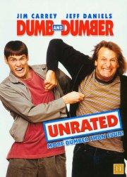 dum og dummere / dumb and dumber - DVD