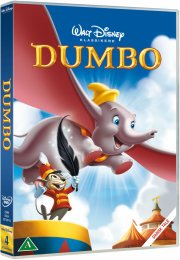 dumbo - disney - DVD