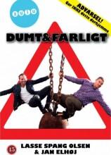 dumt og farligt - sæson 1 - DVD