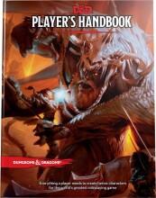dungeons and dragons 5 - player's handbook - d&d - Brætspil