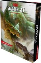 dungeons and dragons 5 - starter set - d&d - engelsk - Brætspil
