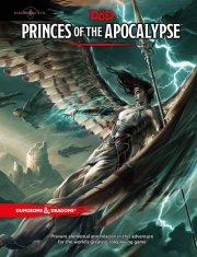 dungeons and dragons 5 - princes of the apocalypse - d&d - engelsk bog - Brætspil