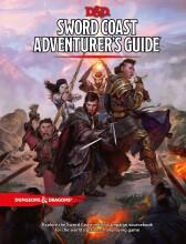 dungeons and dragons - sword coast adventurer's guide - spil - Brætspil