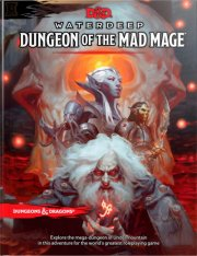 dungeons and dragons - waterdeep dungeon of the mad mage - d&d - Brætspil