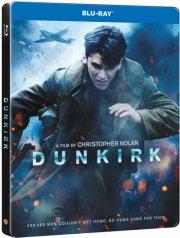 dunkirk - steelbook - Blu-Ray
