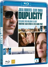 duplicity - Blu-Ray