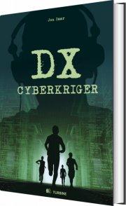 dx cyberkriger - bog