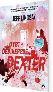 dybt dedikerede dexter - bog