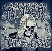 jesper binzer - dying is easy - colored edition - Vinyl / LP