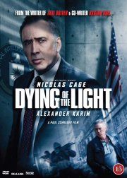 dying of the light - DVD