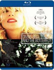 dykkerklokken og sommerfuglen / the diving bell and the butterfly - Blu-Ray
