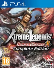 dynasty warriors 8: xtreme legends - complete edition - PS4