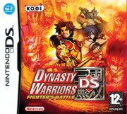 dynasty warriors ds: fighters battle - nintendo ds