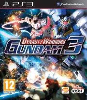 dynasty warriors gundam 3 - PS3