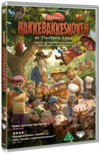 dyrene i hakkebakkeskoven - DVD