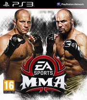 ea sports mma mixed martial arts - PS3