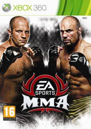 ea sports mma mixed martial arts - xbox 360