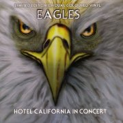 eagles - hotel california in concert colored vinyl edition - Vinyl / LP