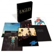 eagles - the studio albums 1972-1979 - cd