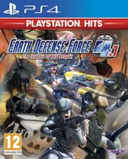 earth defense force 4.1: the shadow of new despair - PS4