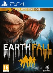 earth fall deluxe edition - PS4