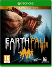 earth fall deluxe edition - xbox one