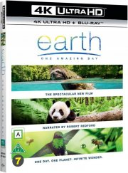 earth: one amazing day - bbc - 4k Ultra HD Blu-Ray