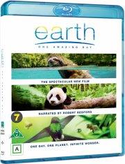 earth: one amazing day - bbc - Blu-Ray