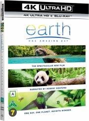 earth: one amazing day - 4k Ultra HD Blu-Ray