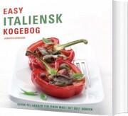 easy italiensk kogebog - bog