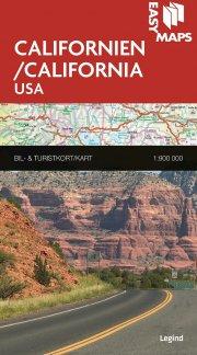 easy maps - californien - bog
