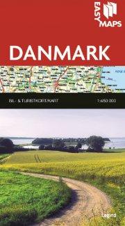 easy maps - danmark - bog