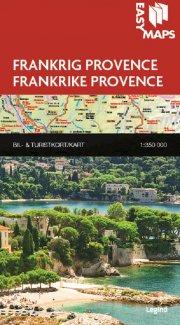 easy maps - provence - bog
