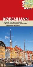 easy maps - københavn - bog