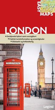 easy maps - london - bog