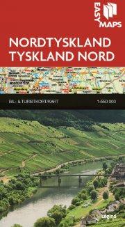 easy maps - nordtyskland - bog