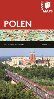 easy maps - polen - bog