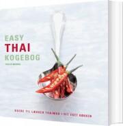 easy thai kogebog - bog
