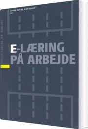 e-læring på arbejde - bog