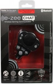 e-zee chat wireless gaming communicator til ps3 - Konsoller Og Tilbehør