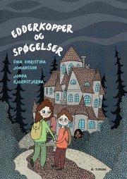 edderkopper og spøgelser - bog