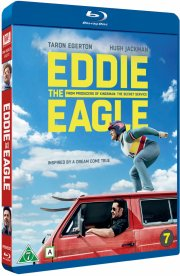 eddie the eagle - Blu-Ray