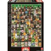 educa puslespil med 1000 brikker - øl - Brætspil