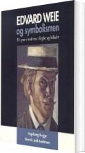 edvard weie og symbolismen - bog