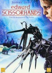 edward scissorhands / edward saksehånd - DVD