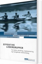 effektive ledergrupper - bog
